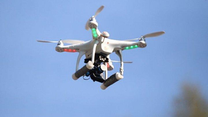 Британский дрон помешал публичной казни, устроенной террористами (видео)