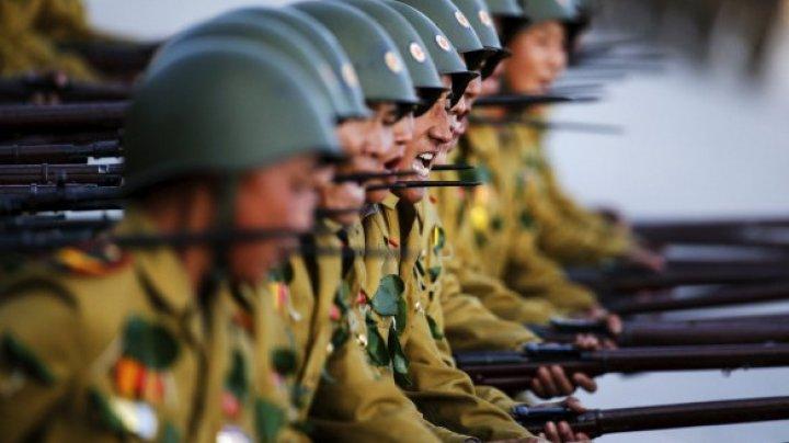 СМИ: более 1,7 млн молодых людей из КНДР готовы пополнить ряды народной армии