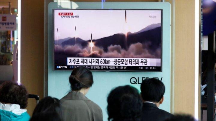 КНДР собралась провести очередные пуски баллистических ракет
