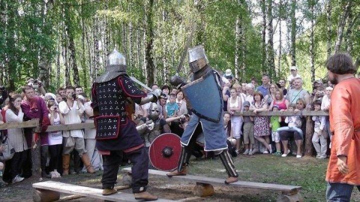 Историческое фехтование набирает популярность среди жителей Молдовы