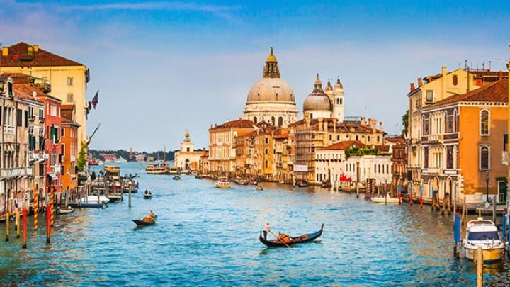 В Венеции русская свадьба закончилась массовой дракой
