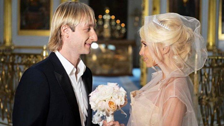 Хитрая Рудковская ни копейки не потратила на венчание