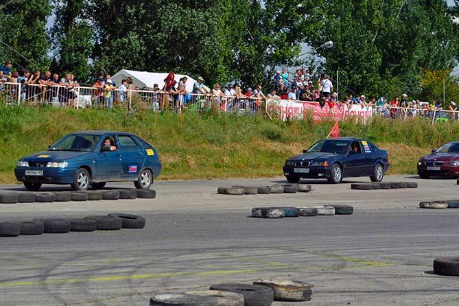 17-09-2017: Любительские кольцевые гонки «OPEN RACE 2017. ReStart» в Тольятти