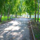 Молодёжный бульвар в Центральном районе и бульвар Гая в Автозаводском