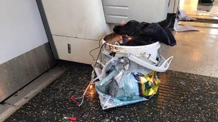 Стало известно, каким веществом была начинена бомба, взорвавшаяся в метро Лондона