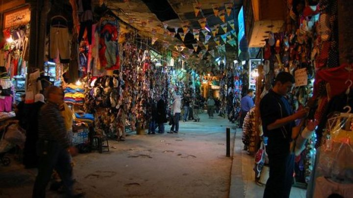 В Алеппо восстанавливают самый большой исторический базар в мире