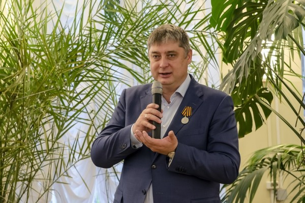 Валерий Крепостнов сложил полномочия депутата Законодательного Собрания Кировской области