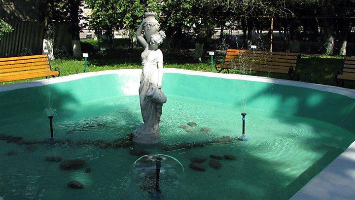 В Воронежской области 8-летняя девочка погибла, упав в школьном дворе с фонтана