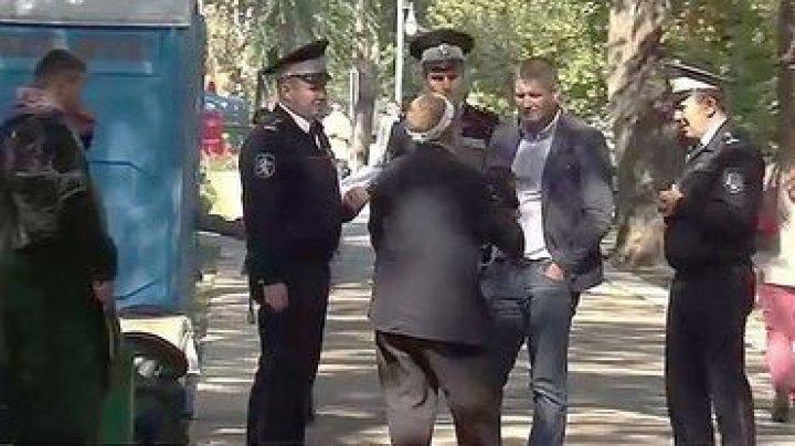 В Центральном парке Кишинева у мужчины украли миллион леев