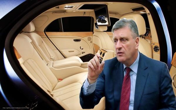 Дефицит не для всех: правительство закупает автомобиль класса «люкс»