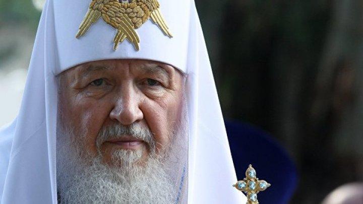 Патриарх Кирилл прибыл в Бухарест