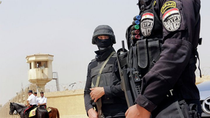 В Египте в столкновениях с террористами погибли 14 силовиков