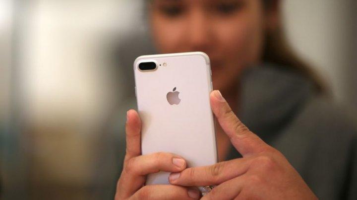 В Москве впервые украли iPhone 8