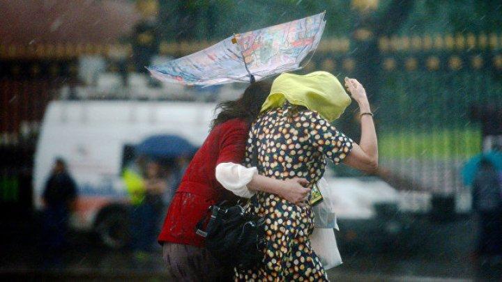 Молдову ожидает похолодание и шквалистый ветер