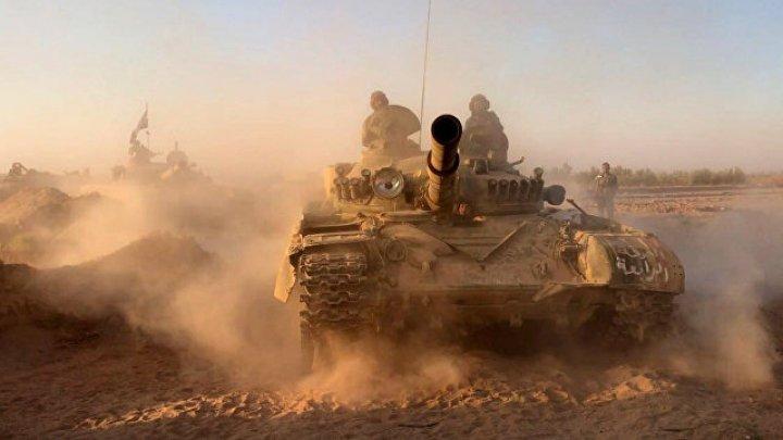Армия Сирии вошла в крупнейший оплот ИГ в Дейр-эз-Зоре