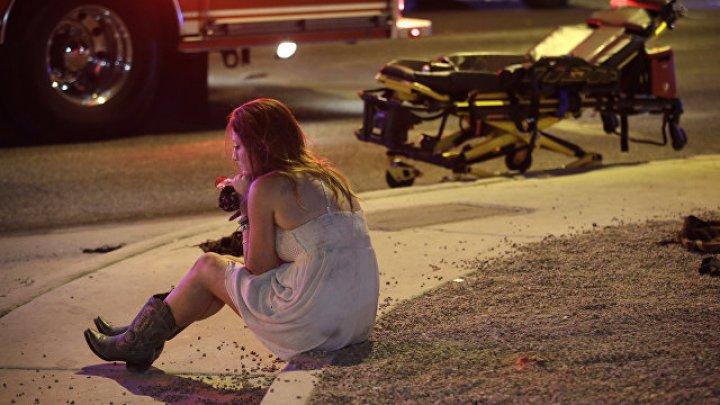 «Никогда не было так страшно»: очевидцы о стрельбе в Лас-Вегасе