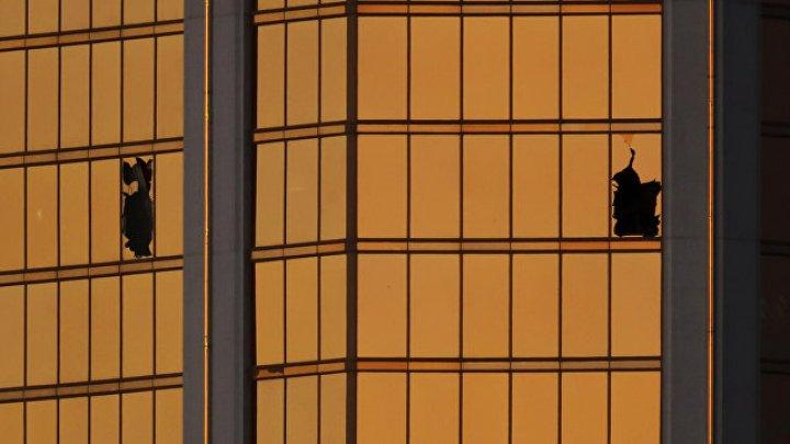 СМИ опубликовали фото из номера стрелка в Лас-Вегасе
