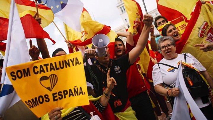 Сенат Испании одобрил меры об ограничении самоуправления Каталонии