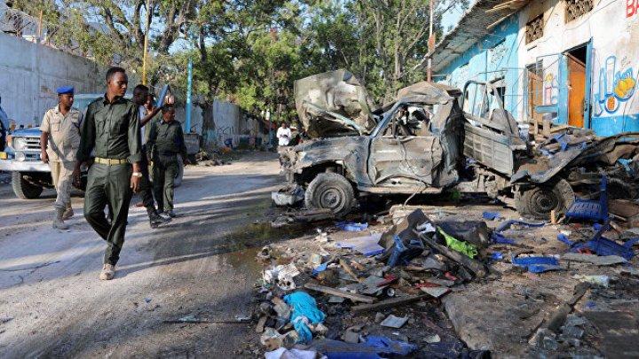 В Сомали уволили глав разведки и полиции после теракта