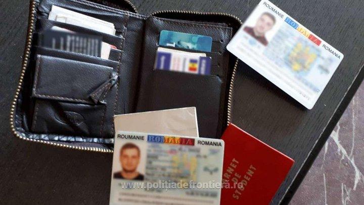 Почти 60 граждан Молдовы попытались попасть в Румынию по поддельным документам