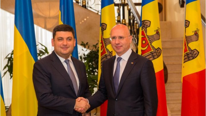 Молдавский премьер провел телефонный разговор с украинским коллегой