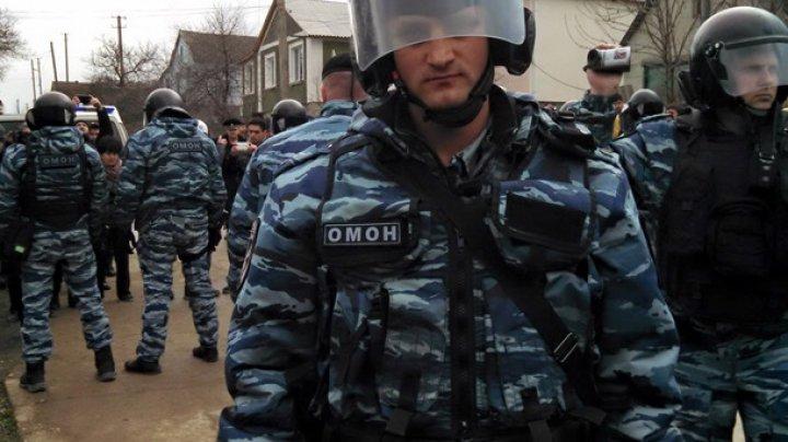 Шестерых крымских татар, задержанных в Бахчисарае обвинили в терроризме