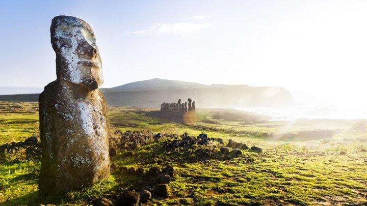 Генетики раскрыли происхождение цивилизации на острове Пасхи