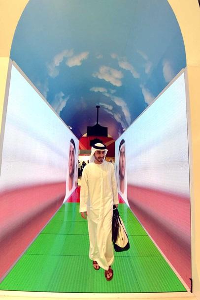 В аэропортах Дубая будет первый в мире виртуальный паспортный контроль