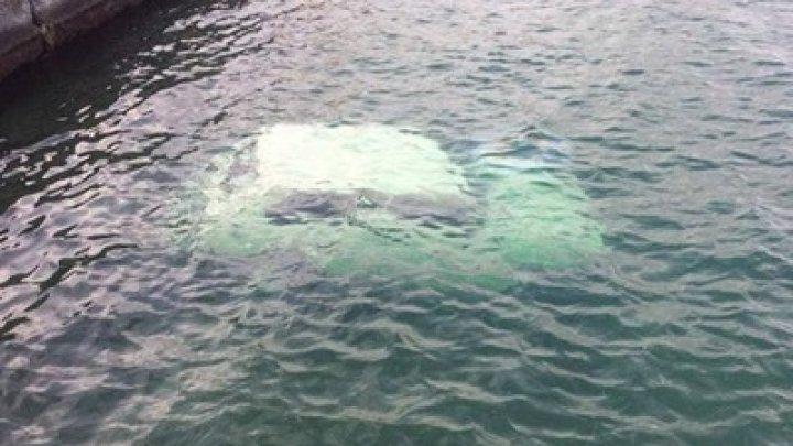 В Одессе на дне моря нашли автомобиль с мертвой девушкой