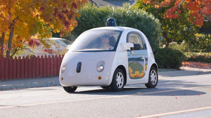 Автономные «гугломобили» пройдут испытание снегом и холодом