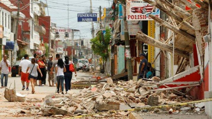 В столице Мексики могут снести тысячу зданий после землетрясения