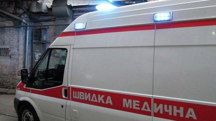 Автобус с украинскими спортсменами перевернулся в Закарпатье: 5 человек пострадали