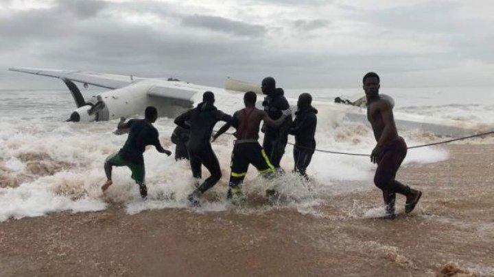 Авиакатастрофа, в которой погибли четыре гражданина Молдовы, стала главной темой СМИ