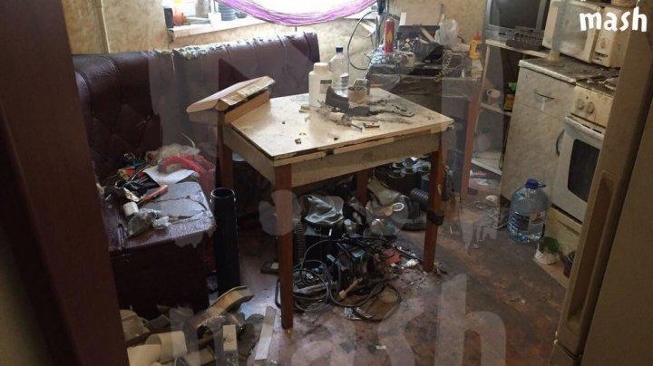 В подмосковной квартире выявили лабораторию по созданию бомб