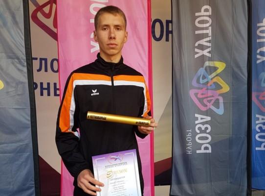 Кировчанин Максим Сосегов стал вторым на Кубке России по горному бегу