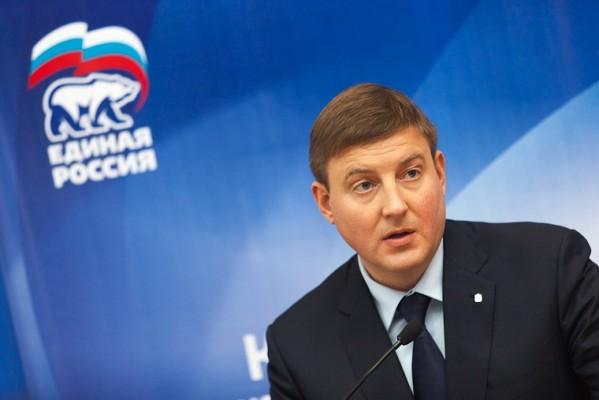 Создатель и первый руководитель «Молодой Гвардии» возглавил «Единую Россию»