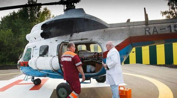 Кировчан раздражает летающий над городом вертолет