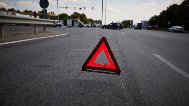 В столице сбили парня, переходившую дорогу в неположенном месте