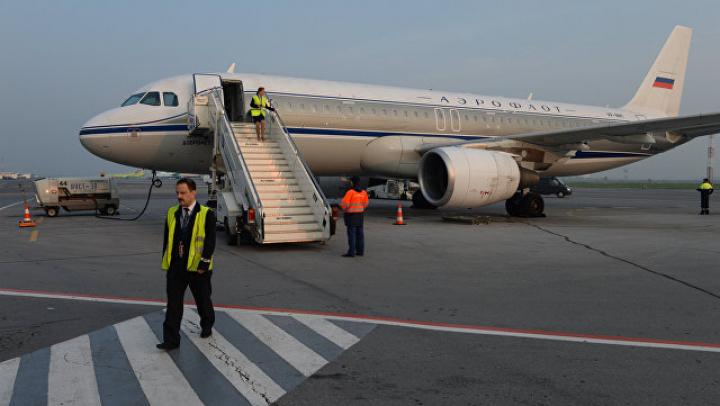 Самолет Flydubai экстренно сел в Челябинске