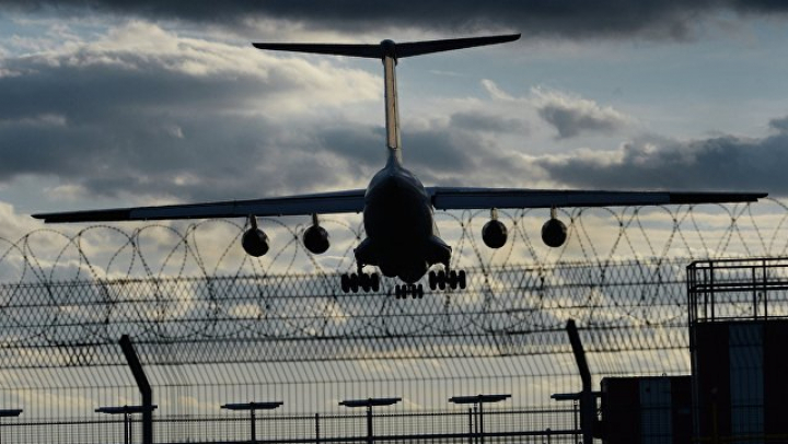 Видео: Пожар в двигателе Ан-148 на рейсе в Иркутск