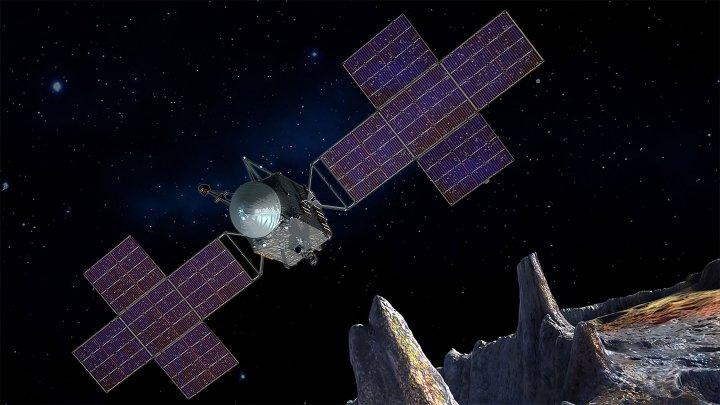 NASA попробует добраться до таинственного астероида