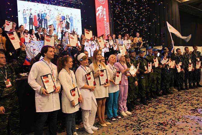 Двадцать тольяттинцев стали победителями регионального чемпионата «Молодые профессионалы»