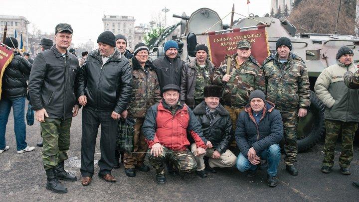 Ветераны поддержали введение совместного контроля на участке молдо-украинской границы
