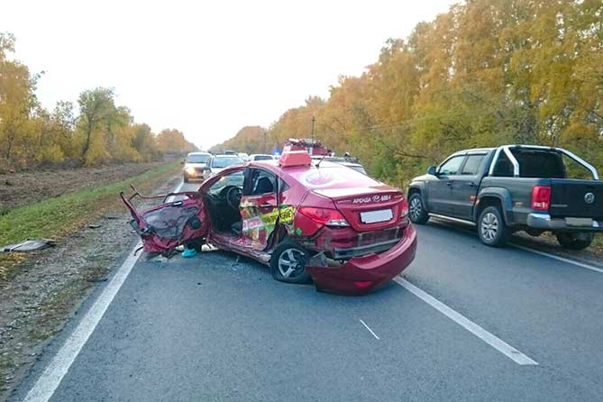 Смерть на автодороге Тольятти-Ягодное 11-10-2017: официальная версия