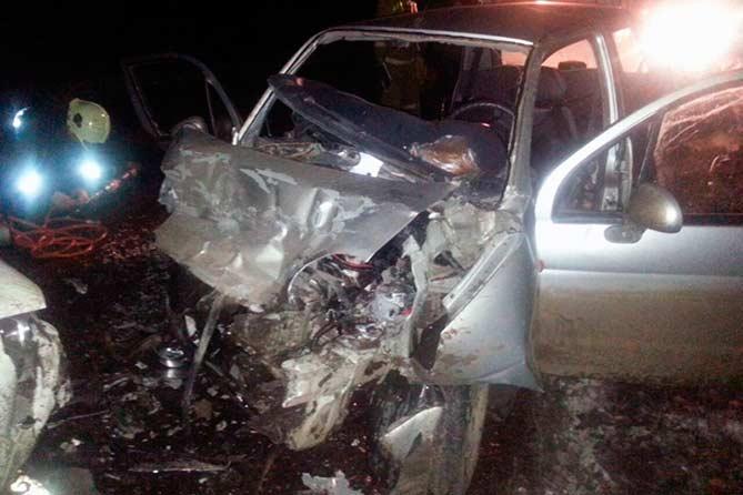 27-10-2017: Погибла молодая девушка-водитель