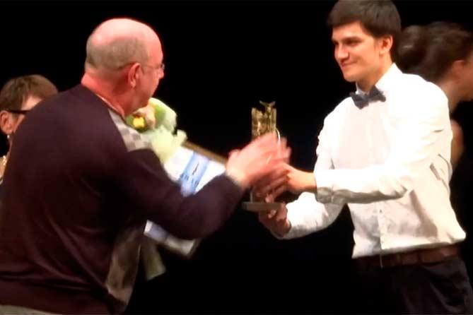 Театр «Колесо» стал лауреатом фестиваля «Волга-театральная»