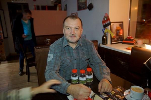 Кировский продавец воздуха решил баллотироваться в Президенты