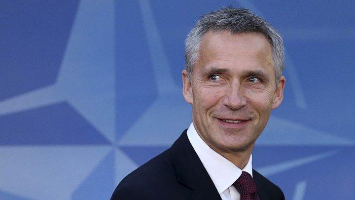Генеральный секретарь НАТО Йенс Столтенберг совершит визит в столицу Румынии