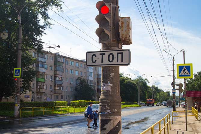 Рейды ГИБДД в Тольятти в октябре 2017 года