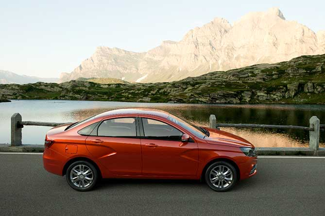 Размышления о потребительской привлекательности автомобилей LADA